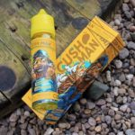 Líquido – Nasty Cush Man – Banana Mango – 60ml 02