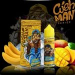Líquido – Nasty Cush Man – Banana Mango – 60ml 03