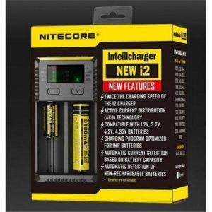 nitercore nuevo cargador